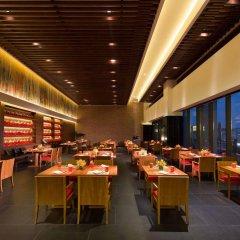 Отель Angsana Xian Lintong питание