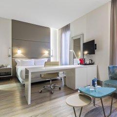 Отель NH Milano Touring 4* Полулюкс разные типы кроватей фото 2