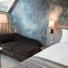 Отель Scandic Flesland Airport комната для гостей