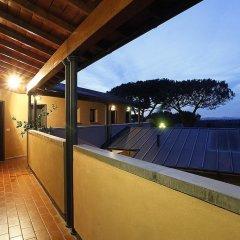 Hotel Zi Martino Кастаньето-Кардуччи балкон