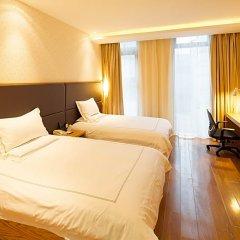Warmly Boutique Hotel Suzhou Jinji Lake Ligongdi Branch комната для гостей фото 5