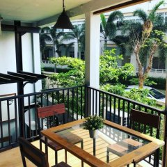 Grandpa's Hostel Bangkok Бангкок балкон
