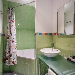 Отель De Rode Haas ванная фото 2