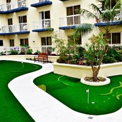 Отель Qawra Palace Каура развлечения