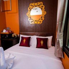 Отель Violet Tower at Khaosan Palace Таиланд, Бангкок - отзывы, цены и фото номеров - забронировать отель Violet Tower at Khaosan Palace онлайн комната для гостей фото 5