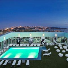 Отель HF Ipanema Park бассейн