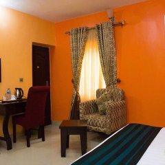 Отель Annes Luxury Suites Ltd удобства в номере