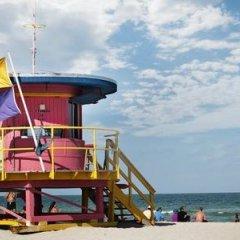 Отель InterContinental Miami пляж фото 2