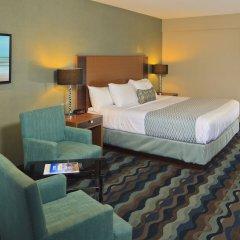 Отель Accent Inns Victoria Канада, Саанич - отзывы, цены и фото номеров - забронировать отель Accent Inns Victoria онлайн комната для гостей фото 4