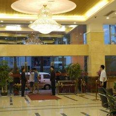 Guangzhou Pazhou Hotel интерьер отеля