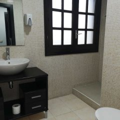 Отель Hostal Julian Brunete Брунете ванная фото 2