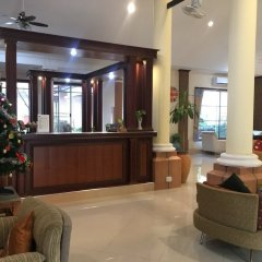 Отель Budsaba Resort & Spa