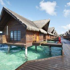 Отель Adaaran Select Hudhuranfushi Остров Гасфинолу приотельная территория фото 2
