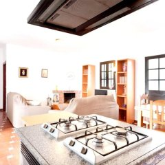 Отель Villa With 7 Bedrooms in Conil de Frontera, With Private Pool, Enclosed Garden and Wifi - 900 m From the Beach Кониль-де-ла-Фронтера сауна