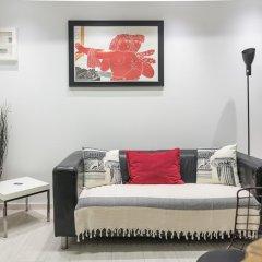 Апартаменты Acropolis Cozy Studio by Livin Urbban комната для гостей фото 4
