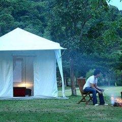 Отель Khao Kheaw es-ta-te Camping Resort & Safari с домашними животными