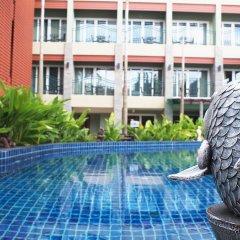 Отель Phuket Ecozy Hotel Таиланд, Пхукет - отзывы, цены и фото номеров - забронировать отель Phuket Ecozy Hotel онлайн бассейн фото 2