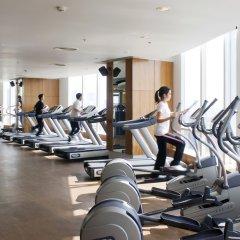Отель Centara Grand at CentralWorld фитнесс-зал фото 4