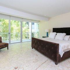Отель Luxury Condos at Magia Мексика, Плая-дель-Кармен - отзывы, цены и фото номеров - забронировать отель Luxury Condos at Magia онлайн комната для гостей