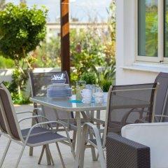 Отель Villa Crystal Sea Кипр, Протарас - отзывы, цены и фото номеров - забронировать отель Villa Crystal Sea онлайн балкон