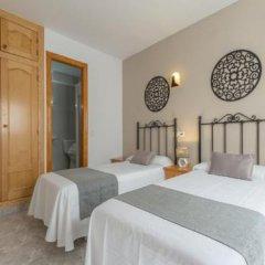 Отель Hostal Dinamarca Испания, Сан-Антони-де-Портмань - отзывы, цены и фото номеров - забронировать отель Hostal Dinamarca онлайн комната для гостей фото 4