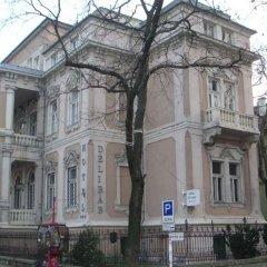 Inn-side Hotel Delibab Будапешт вид на фасад