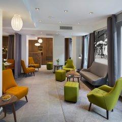 Best Western Plus 61 Paris Nation Hotel интерьер отеля