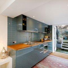 Отель Stunning 2 Bedroom Apartment With Garden in Notting Hill Великобритания, Лондон - отзывы, цены и фото номеров - забронировать отель Stunning 2 Bedroom Apartment With Garden in Notting Hill онлайн в номере