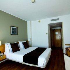 Отель Eurohotel Diagonal Port (ex Rafaelhoteles) комната для гостей фото 4