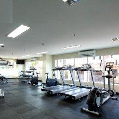 Отель Phuket Villa Patong Beach Condo фитнесс-зал фото 4