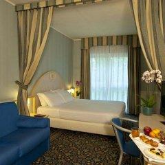 Отель CDH Hotel Villa Ducale Италия, Парма - 2 отзыва об отеле, цены и фото номеров - забронировать отель CDH Hotel Villa Ducale онлайн комната для гостей фото 2