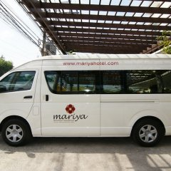 Отель Mariya Boutique Residence Бангкок городской автобус