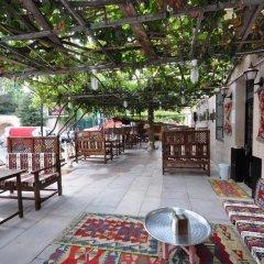 Отель UrgUp Tugra Otel питание