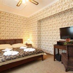 Отель Villa Milada Прага комната для гостей фото 5