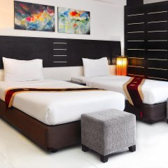 Отель Grand Marina Residence комната для гостей