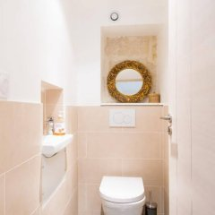 Отель Apart Inn Paris - Quincampoix Франция, Париж - отзывы, цены и фото номеров - забронировать отель Apart Inn Paris - Quincampoix онлайн ванная