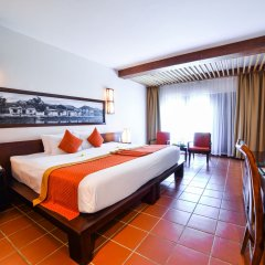 Отель Palm Garden Beach Resort And Spa Хойан комната для гостей фото 3