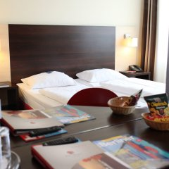 AZIMUT Hotel City South Berlin Берлин комната для гостей