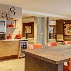 Отель Global Luxury Suites at The Wharf США, Вашингтон - отзывы, цены и фото номеров - забронировать отель Global Luxury Suites at The Wharf онлайн питание