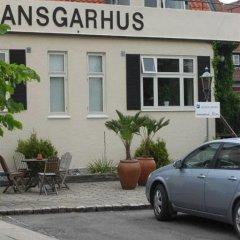 Отель Ansgarhus Motel Дания, Оденсе - отзывы, цены и фото номеров - забронировать отель Ansgarhus Motel онлайн парковка