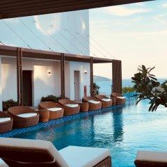 HAIAN Beach Hotel & Spa бассейн