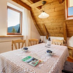 Отель InspiroApart Przy Kominku - By the fireplace Косцелиско комната для гостей фото 4