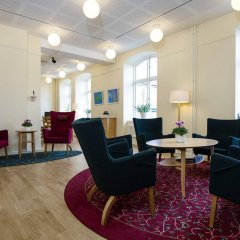 Отель Ersta Konferens & Hotell Стокгольм интерьер отеля