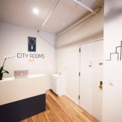 Отель CITY ROOMS NYC - Chelsea США, Нью-Йорк - отзывы, цены и фото номеров - забронировать отель CITY ROOMS NYC - Chelsea онлайн фитнесс-зал
