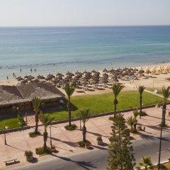 Отель El Mouradi Port El Kantaoui Сусс пляж