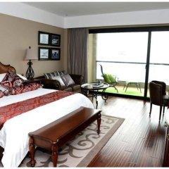 Апартаменты Bedom Apartment (Hangzhou Qiandao Lake) фитнесс-зал