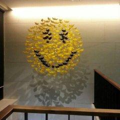 Отель Floral Hotel ShinShin Seoul Myeongdong Южная Корея, Сеул - 1 отзыв об отеле, цены и фото номеров - забронировать отель Floral Hotel ShinShin Seoul Myeongdong онлайн интерьер отеля