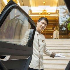 Paragon Saigon Hotel интерьер отеля