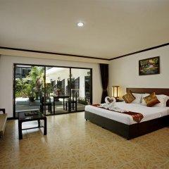Bamboo Beach Hotel & Spa 3* Представительский номер с различными типами кроватей фото 4