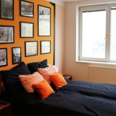 Апартаменты Apartments Harley Style комната для гостей фото 10